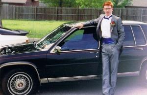 Ginger Cadillac